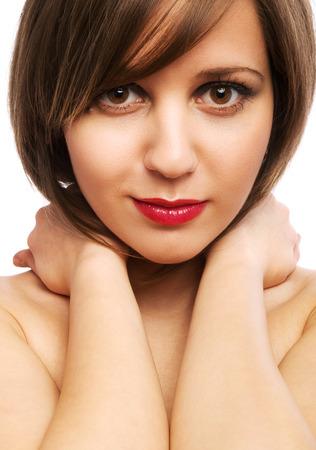 giovane donna: Giovane donna del ritratto
