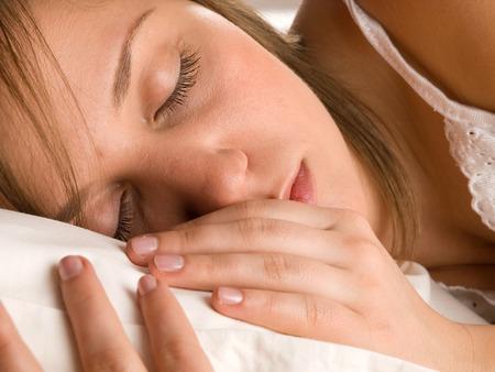 Schlafen Lizenzfreie Bilder