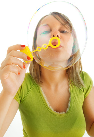 wideangle: Blowing bubbles