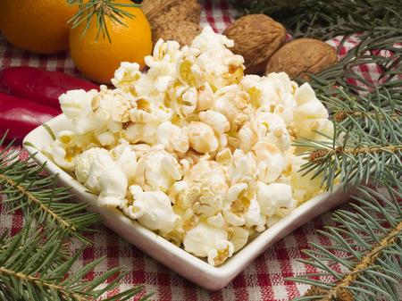 palomitas: Tradicional Comida de Navidad