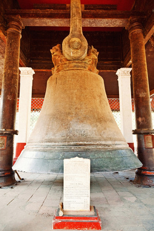 kilograms: The Mingun Bell is the haviest bell in the world that is functioning even today, it is more than 90 kilograms, The bell is made during 1808-1810.