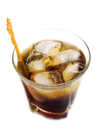 liqueurs: Ingredients:  1 12 oz cognac 34 oz amaretto almond liqueur Stock Photo