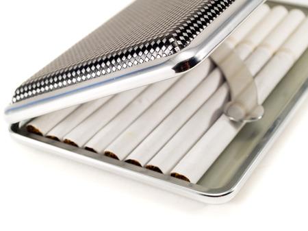 cigarette case: Cigarette Box