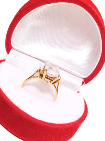 anillo de compromiso: Anillo De Contrato