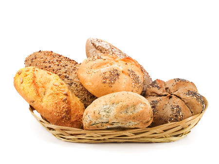 basket: Bread