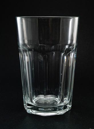 highball: Empty Highball Glass Stock Photo