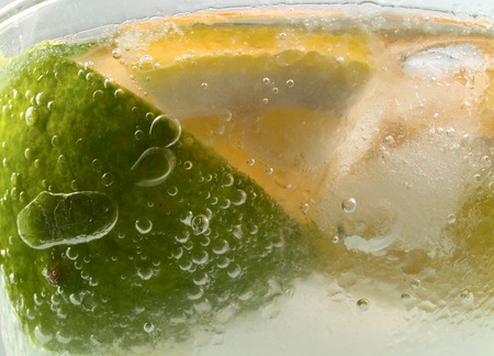 fizz: Cocktails Collection - Gin Fizz (zoomed)