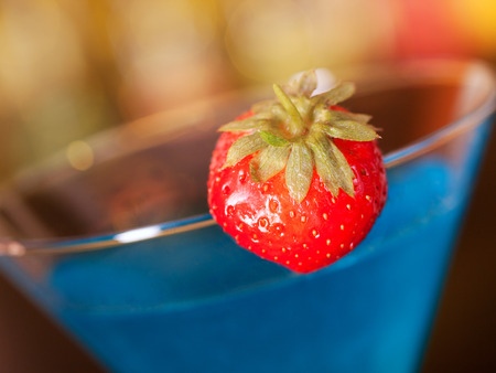liqueurs: Cocktails Collection - Rusian Night Stock Photo