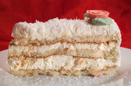 vanilla cake: Vanilla Cake