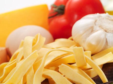 tagliatelle: Cooking tagliatelle