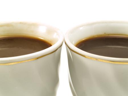 coffee cups: Cups of coffee