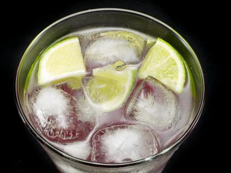 oz: Ingredients: 2 dashes angostura bitters 4 oz pineapple 1 oz cranberry juice 1 12 oz white rum Stock Photo