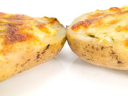 potatos: Stuffed Potatos with Cheese