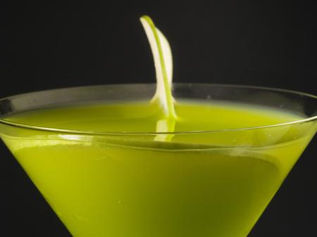 oz: Ingredients: 2 oz gin 1 oz vermouth 1-2 oz apple juice Stock Photo