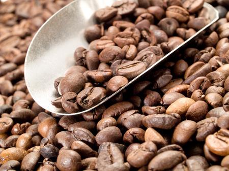fullframe: Coffee beans
