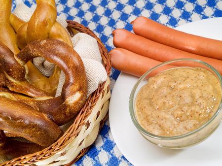 bavarian: Bavarian Food