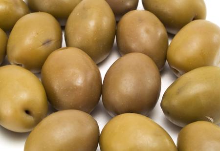fullframe: Olives Stock Photo
