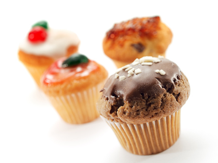upperdeck view: Muffins
