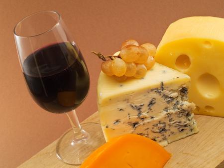 upperdeck view: Cheese still life