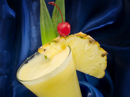 oz: Ingredients: 2 oz rum 3-4 oz crushed pineapple Crushed Ice Stock Photo