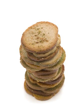 baked: Baked Rolls Stock Photo