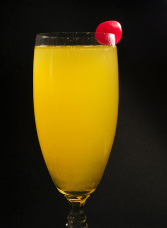 reportedly: A Bellini is a simple cocktail that originated in Italy. As many other cocktails, this one was invented in Harrys Bar in Venice as well. In 1948 Giuseppi Cipriani created the Bellini which was reportedly inspired by the 15th-century Venetian painter Giov