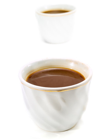 coffee cups: Cups of coffee