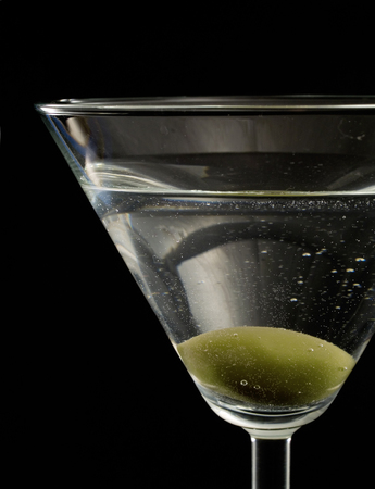 vermouth: The classical, dry martini should be made with dry vermouth and be garnished with green olives.