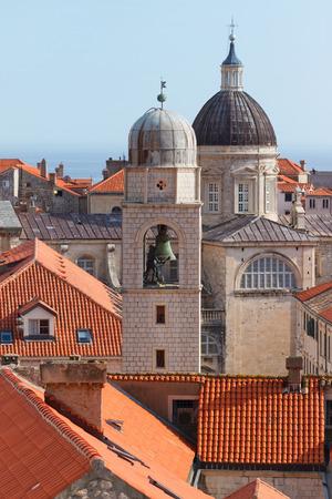 Kirchen in Dubrovnik an der Adria