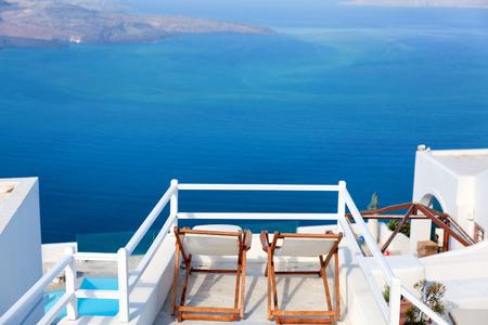 firostefani: Summer resort in Oia, Santorini