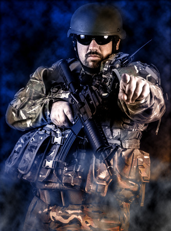 guerilla warfare: Special forces