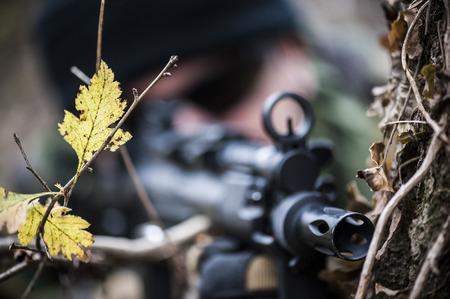 guerilla: Special forces