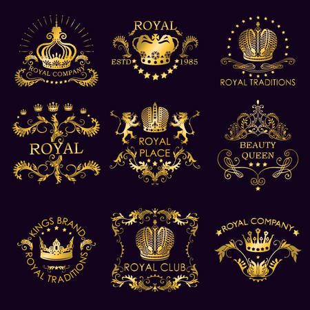traditions: Royal traditions golden
