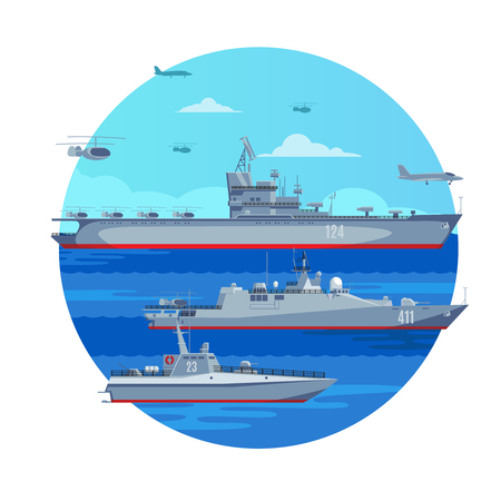 Marine Battle Fleet Concept
