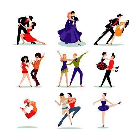 clothe: Dancing People Set