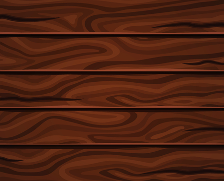 Wood Horizontal Planks Background