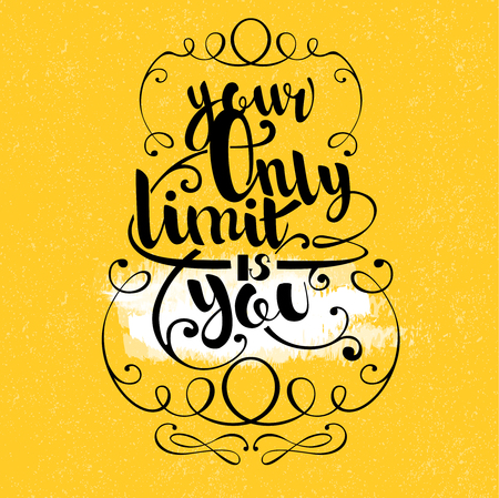 Quote Hand Drawn Lettering