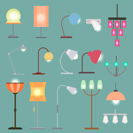 Modern Indoor Lights Set