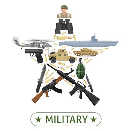 군사 장비 디자인
