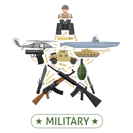 Military Equipment Design