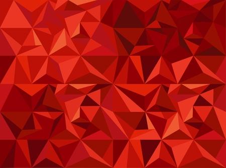 Geometric Digital Abstract Background 일러스트