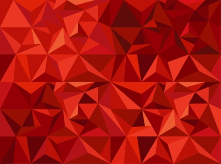 Geometric Digital Abstract Background Illustration