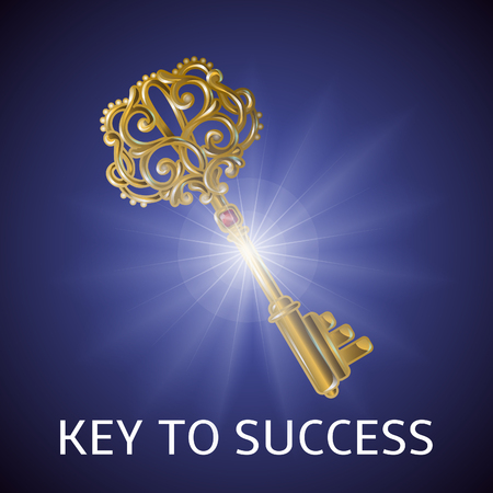 成功の背景にキー