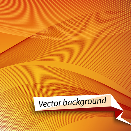 Abstract Vector Background Illustration
