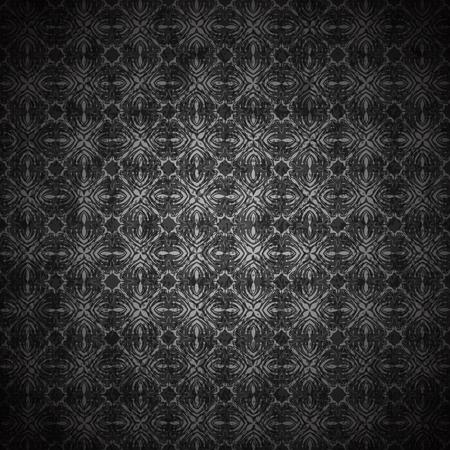Black Grunge Background Ilustração
