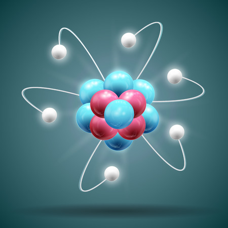 Science Atom Illustration