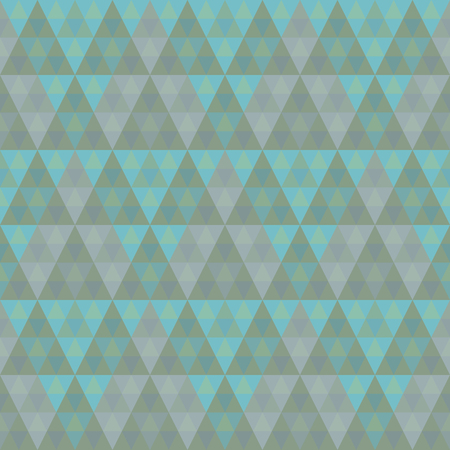 Seamlesss Pyramid Pattern Ilustracja