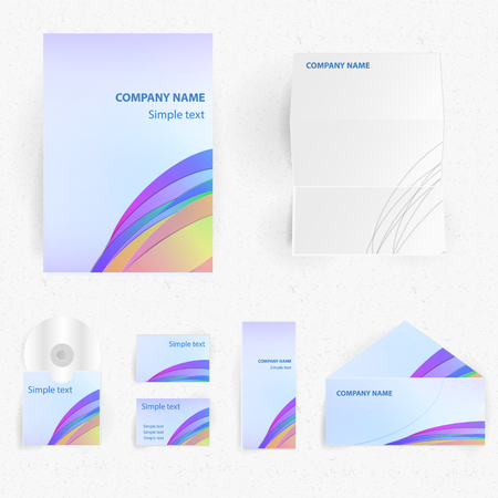 Corporate Identity Design Set