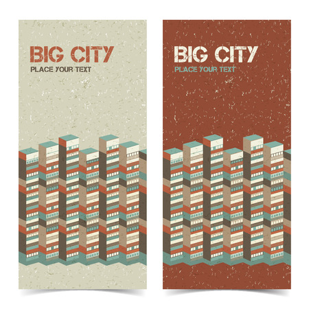 Architectural Vertical Banners