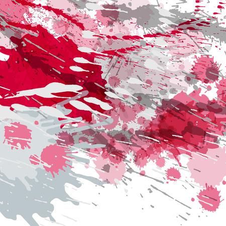 色とりどりの抽象的な背景